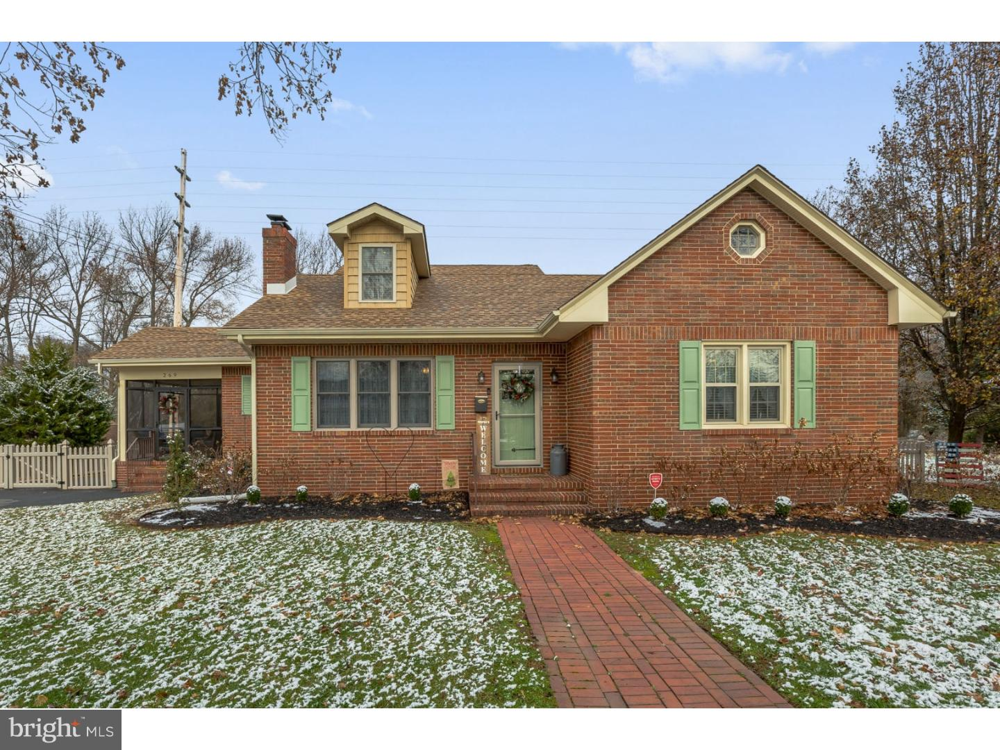 Single Family Home for Sale at 269 N ULMER Avenue Gibbstown, New Jersey 08027 United States