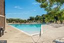 Outdoor Pool - 1600 N OAK ST #614, ARLINGTON