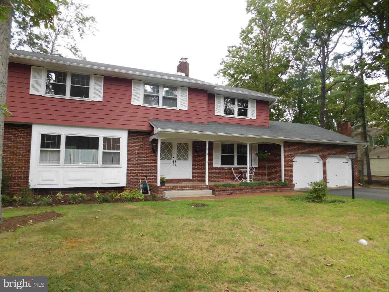 Частный односемейный дом для того Продажа на 212 SIOUX Trail Medford Lakes, Нью-Джерси 08055 Соединенные Штаты