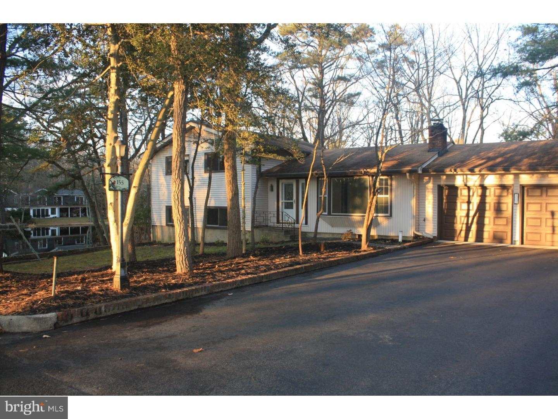 Частный односемейный дом для того Продажа на 155 TONTONAVA Trail Medford Lakes, Нью-Джерси 08055 Соединенные Штаты