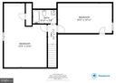 Upper level floor plan - 100 TATHER DR, MARTINSBURG