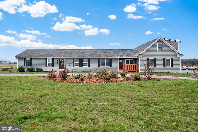 Maison unifamiliale pour l Vente à 2012 VERNON Road Harrington, Delaware 19952 États-Unis