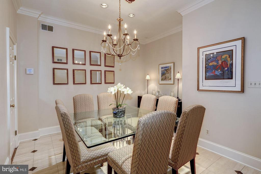 Formal Dining Room - 1309 22ND ST NW, WASHINGTON