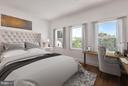 Bedroom 2 - 1309 22ND ST NW, WASHINGTON