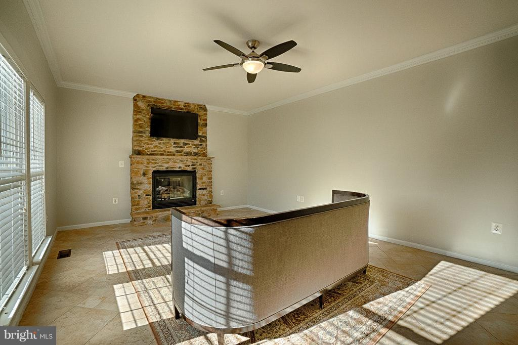 Stone Gas Fireplace! - 102 BALCH SPRINGS CIR SE, LEESBURG