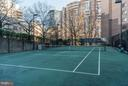 Tennis Courts - 1600 N OAK ST #614, ARLINGTON