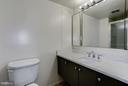 Full Bathroom off of Living Room - 1600 N OAK ST #614, ARLINGTON