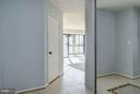 Foyer with a large coat closet and walk in storage - 1600 N OAK ST #614, ARLINGTON
