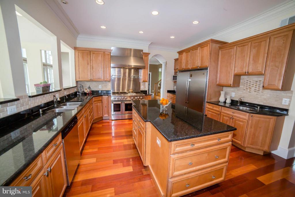 Kitchen - 39984 BRADDOCK RD, ALDIE