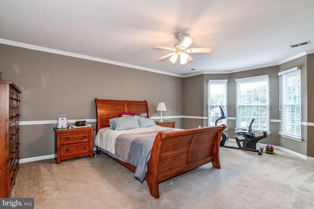 Bedroom (Master) - 2861 BUFFLEHEAD CT, WOODBRIDGE