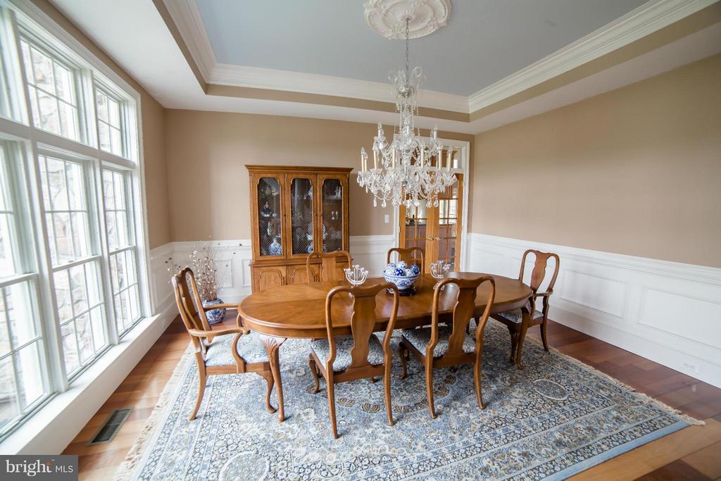 Dining Room - 39984 BRADDOCK RD, ALDIE