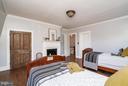 Bedroom - 304 AMELIA ST, FREDERICKSBURG