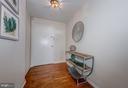 Foyer - 4101 CATHEDRAL AVE NW #1205, WASHINGTON