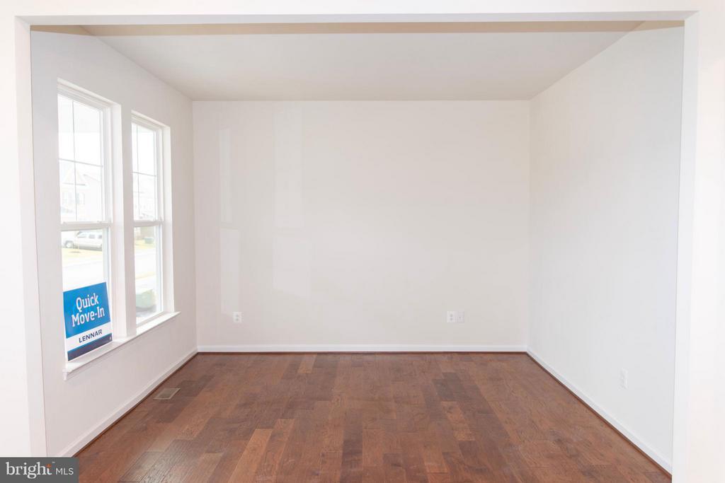 Living Room - 21 SHERMANS RIDGE RD, STAFFORD