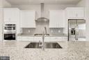 Soho Kitchen view - 42506 MILDRED LANDING SQ, ASHBURN