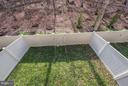 Exterior Rearview Backyard - 42506 MILDRED LANDING SQ, ASHBURN