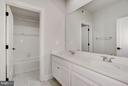 Soho Hall Bathroom - 42506 MILDRED LANDING SQ, ASHBURN