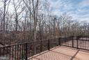 Soho Deck view - 42506 MILDRED LANDING SQ, ASHBURN
