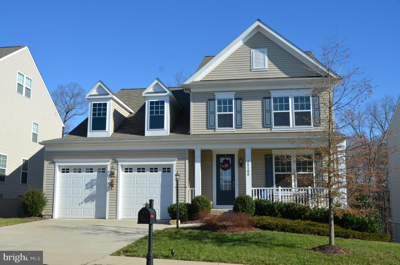 Single Family for Sale at 15106 Addison Ln Woodbridge, Virginia 22193 United States