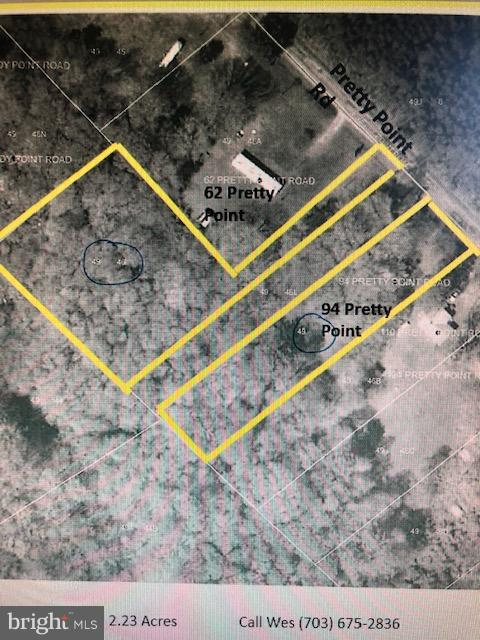 Land for Sale at Kinsale, Virginia 22488 United States