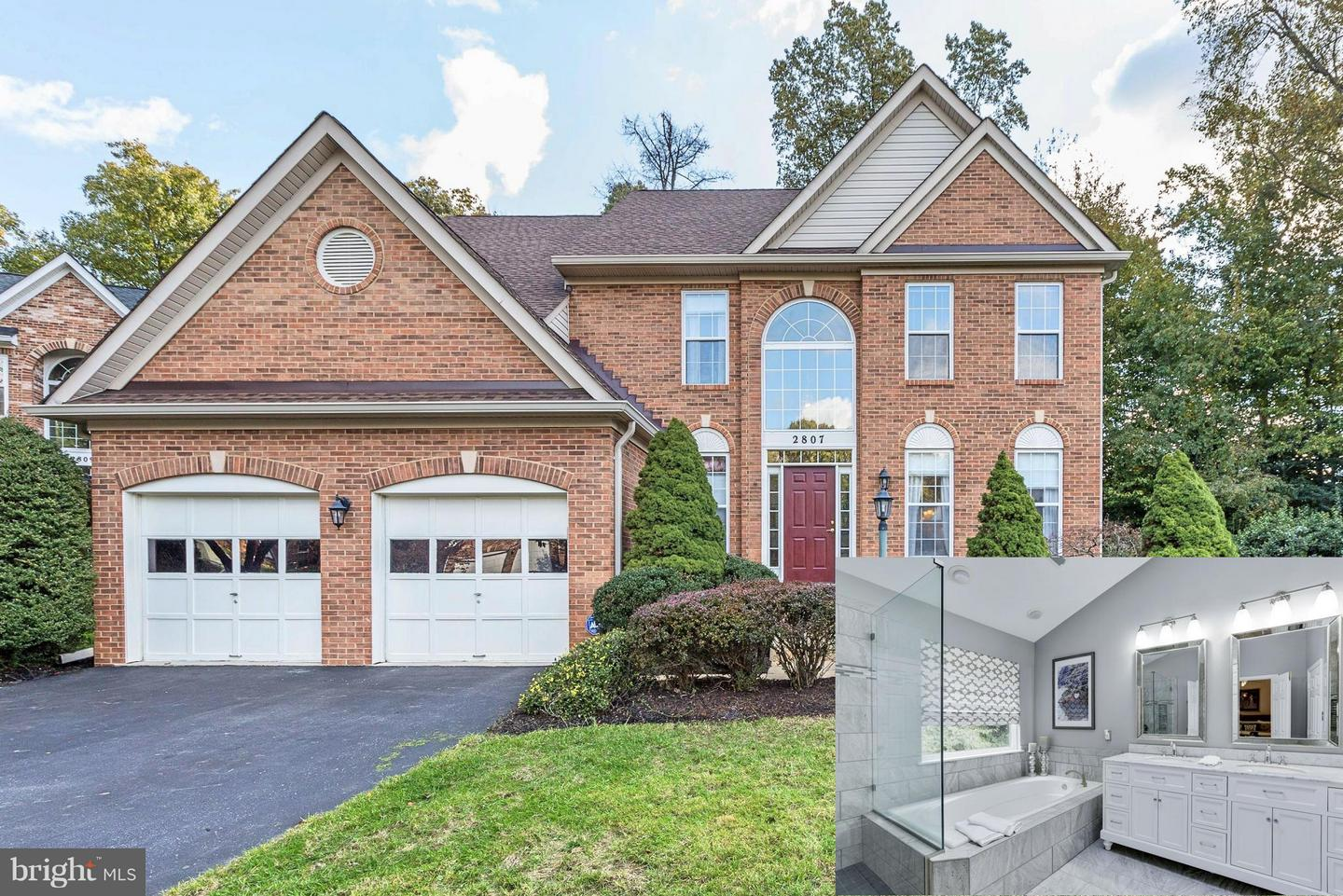 Single Family Home for Sale at 2807 Andy Court 2807 Andy Court Crofton, Maryland 21114 United States