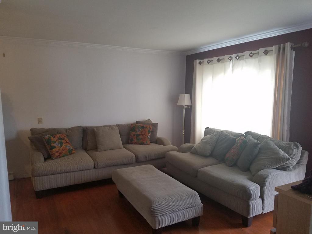 Living room - 9203 ALCONA ST, LANHAM