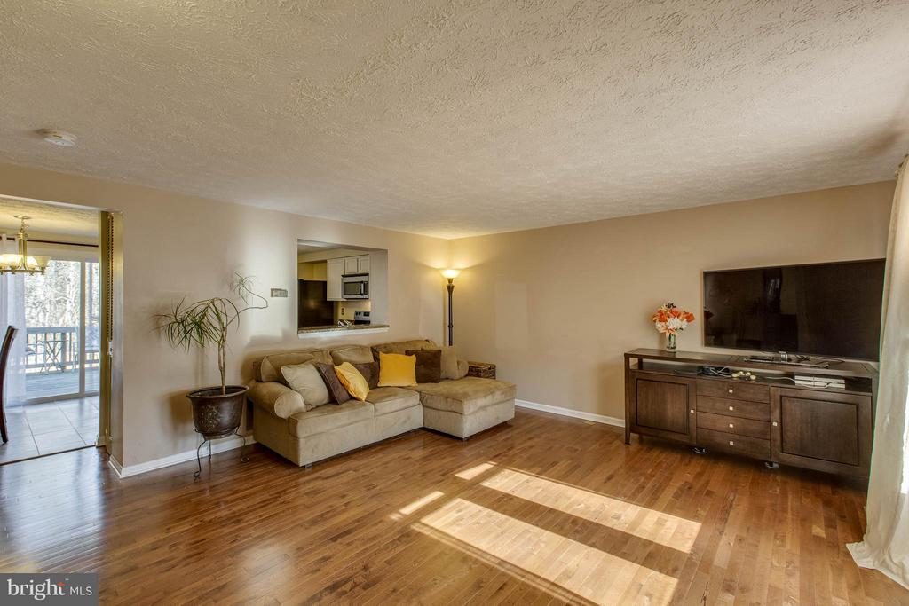 Living Room - 3622 VAN HORN WAY, BURTONSVILLE