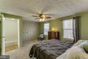 Master bedroom - 3622 VAN HORN WAY, BURTONSVILLE