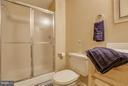 Lower Level Full Bath - 3622 VAN HORN WAY, BURTONSVILLE