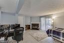 Lower Level Recreation Room/Bedroom - 3622 VAN HORN WAY, BURTONSVILLE