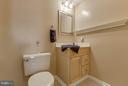Lower level full bath - 3622 VAN HORN WAY, BURTONSVILLE