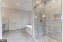 Master Bathroom (similar) - 6910 SYCAMORE ST, FALLS CHURCH
