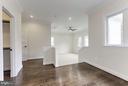 Front Bedroom #2 (similar) - 6910 SYCAMORE ST, FALLS CHURCH