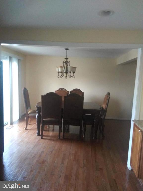 Dinning Room - 111 N GARFIELD RD, STERLING