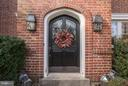 FRONT DOOR - 40568 HIDDEN HILLS LN, PAEONIAN SPRINGS