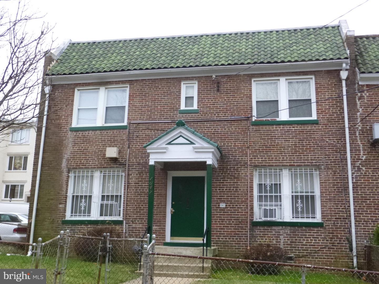 other residential homes for Sale at 1647 V St SE Washington, District Of Columbia 20020 United States
