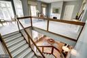 Stairwell - 40568 HIDDEN HILLS LN, PAEONIAN SPRINGS