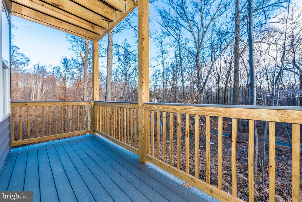 Deck #1 - 7800 OLD RECEIVER RD, FREDERICK