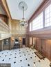 Soaring two story lobby with gleaming marble - 1001 MURPHY DR, GREAT FALLS