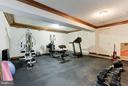 Stay fit exercise room - 1001 MURPHY DR, GREAT FALLS