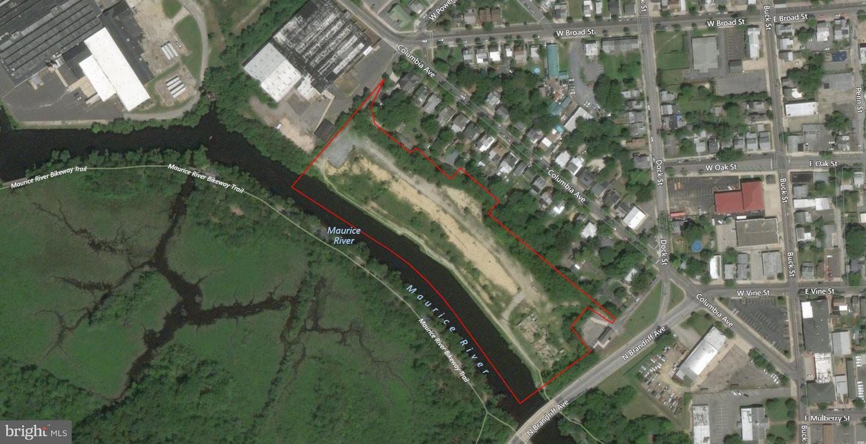 Terrain pour l Vente à Millville, New Jersey 08332 États-Unis