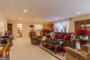 Rec Room - 17467 FOUR SEASONS DR, DUMFRIES