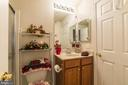 Full Bath on Lower Level - 17467 FOUR SEASONS DR, DUMFRIES