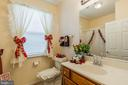 2nd Full Bath - 17467 FOUR SEASONS DR, DUMFRIES