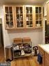 Plenty of kitchen storage - 1016 DOUGLAS ST NE, WASHINGTON