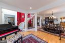 Open Floor Plan - 21813 AINSLEY CT, BROADLANDS
