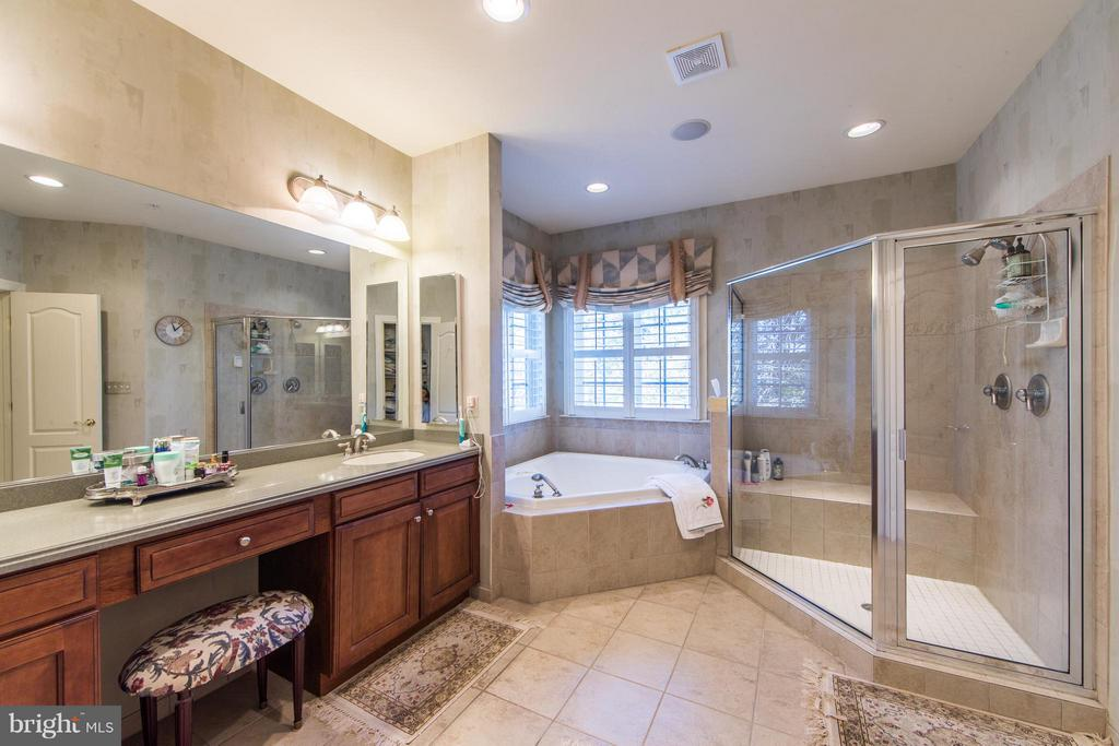 Master Bath - 21813 AINSLEY CT, BROADLANDS