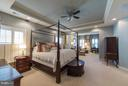 Master Bedroom - 21813 AINSLEY CT, BROADLANDS