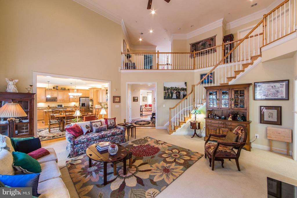 Expansive Family Room - 21813 AINSLEY CT, BROADLANDS