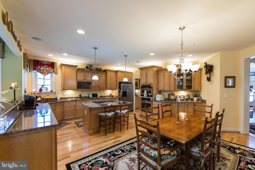 Breakfast Room - 21813 AINSLEY CT, BROADLANDS